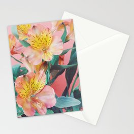 Spring Bouquet Stationery Cards