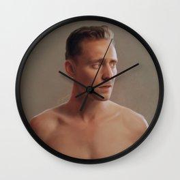 Warrior's Tears Wall Clock