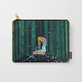 In the Midst of the Gloom of the Enchanted Woods by Kay Nielsen Carry-All Pouch