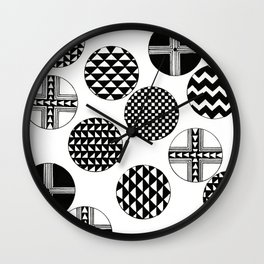 Spin Me Wall Clock