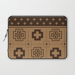 The Directions (Brown) Laptop Sleeve