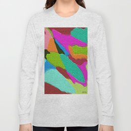The art does not reproduce the visible, it makes visible !! Long Sleeve T-shirt