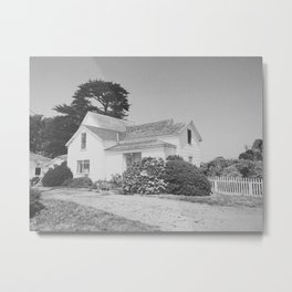 PIERCE RANCH III / Point Reyes, CA Metal Print