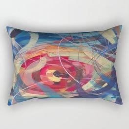 Tidal Bore II Rectangular Pillow