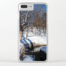 Great Heights Clear iPhone Case
