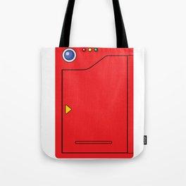 Pokedex Tote Bag