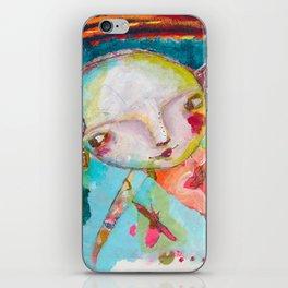 Comet iPhone Skin