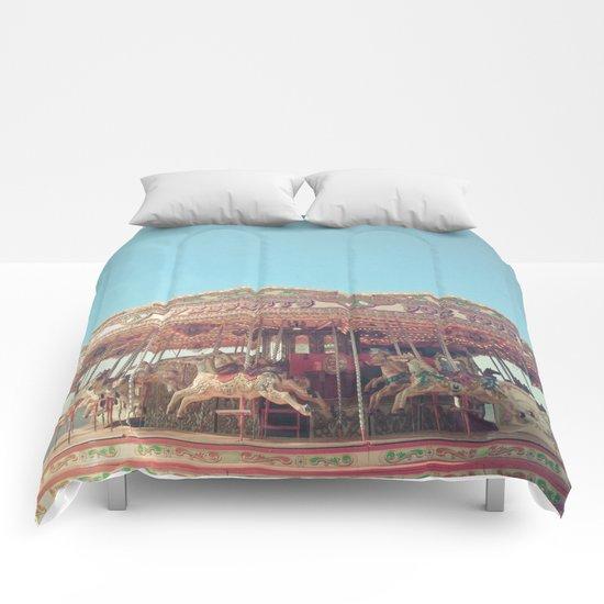 Magical Horses Comforters