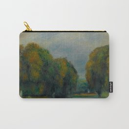 "Pierre-Auguste Renoir ""Versailles"" Carry-All Pouch"