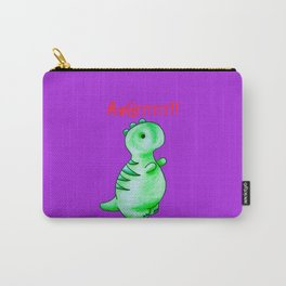 Terrifyingly Cute Carry-All Pouch