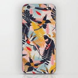 Paradise Birds II. iPhone Skin