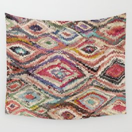 Loose Moroccan Wall Tapestry