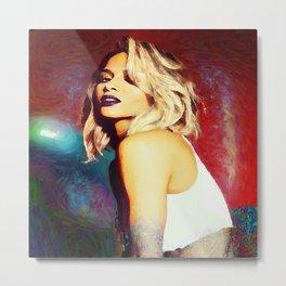 Ciara Metal Print