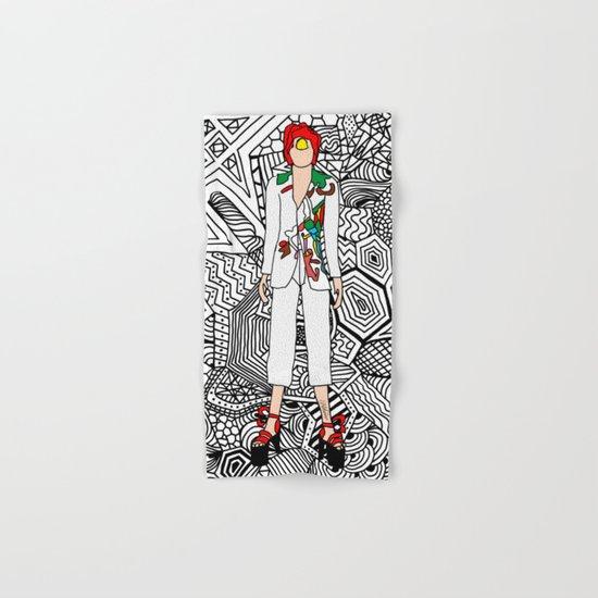 Bowie Fashion 7 Hand & Bath Towel