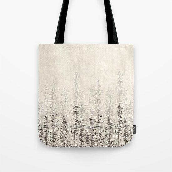Forest Home Tote Bag