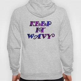 Keep It Wavy (Blue, Black, Purple) Hoody