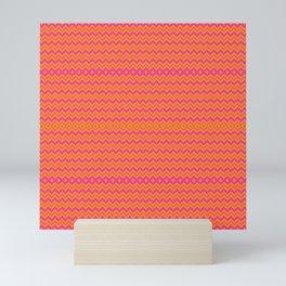 Solar Cha-Cha Mini Art Print
