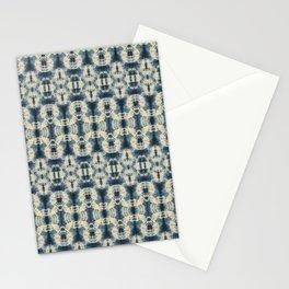Elegant Shibori Stationery Cards