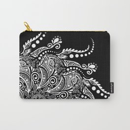 Spring Breeze Mandala Carry-All Pouch