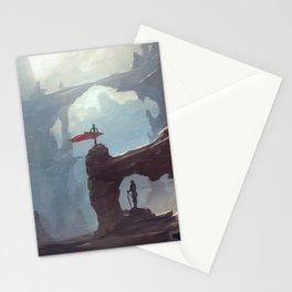 Windswept Stationery Cards