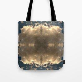 CloudPuffallow Tote Bag