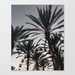 Summa Nights Canvas Print