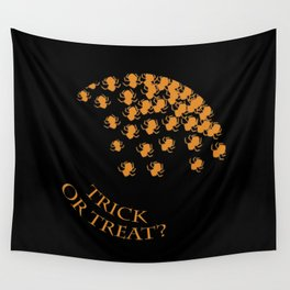 Trick or Treat: Halloween! Wall Tapestry