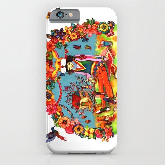 Hideaway Love iPhone & iPod Case