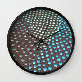"""""""A Day in the Schwarzwald N°01"""" - Detail Wall Clock"""