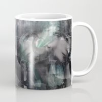 scream Mugs featuring Scream by Lil'h