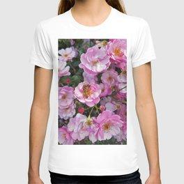Honeybees on Flowers T-shirt