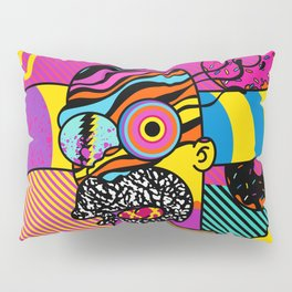 Trippin' Homer Pillow Sham