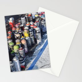An Artist's Tools Stationery Cards
