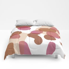 desin, cow dots Kids edition Comforters