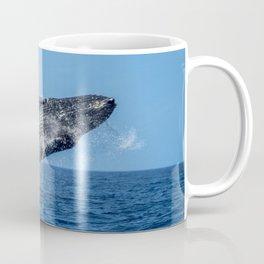 Humpback Breach 13 Coffee Mug
