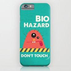 Germusu Biohazard Sign iPhone 6s Slim Case