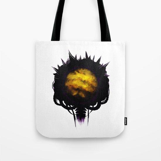 Zebes Tote Bag
