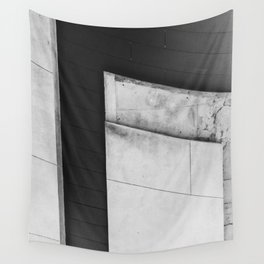 Abstract High Line Wall Tapestry