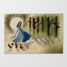 Imbolc Canvas Print