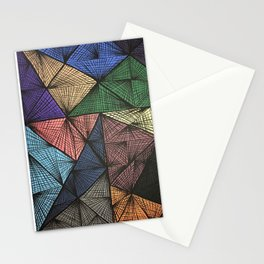 Reconstruction Stationery Cards
