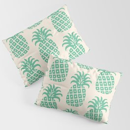 Retro Mid Century Modern Pineapple Pattern 530 Pillow Sham