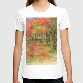 Autumn Woodlands T-shirt