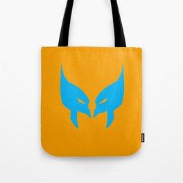 Wolverine Mask Tote Bag