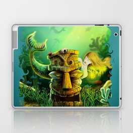 Encounter At The Cove Laptop & iPad Skin