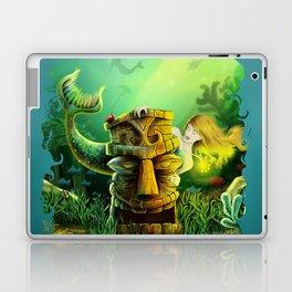 Encounter At The Cove Laptop & iPad Skin