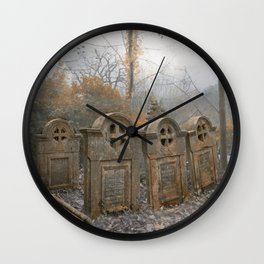 Resting Place of the Sisters of Charity Wall Clock