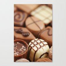 Belgium Chocolates Canvas Print