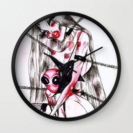 Replicant Wall Clock