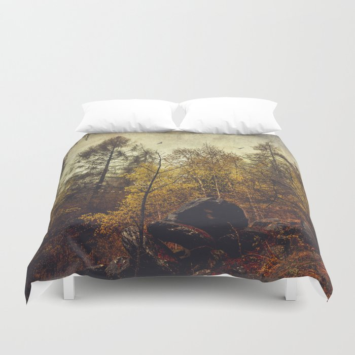 Find your place Duvet Cover