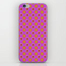 Glo-Dots! iPhone Skin
